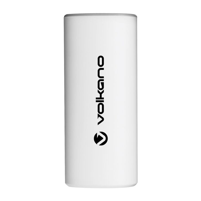 Volkano Maxi Erupt Series Powerbank 5000 mAh White