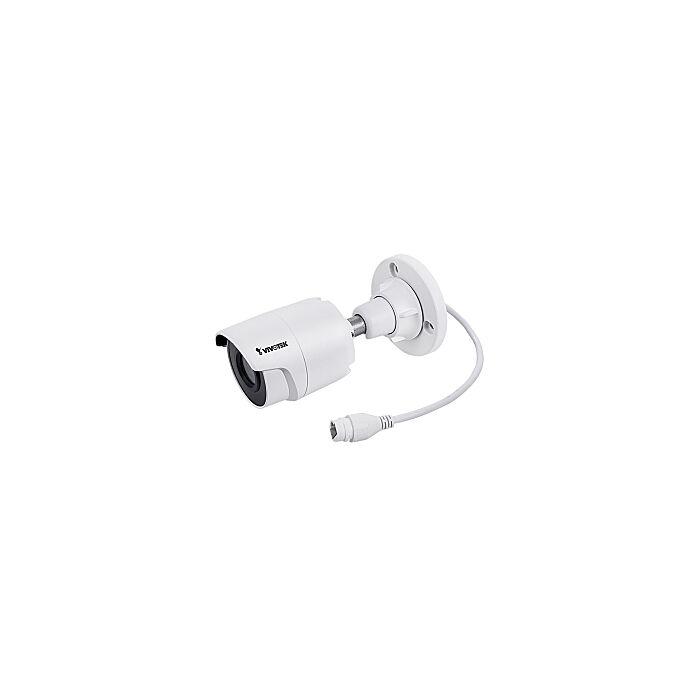 Vivotek 2MP Outdoor Bullet Security Camera - White