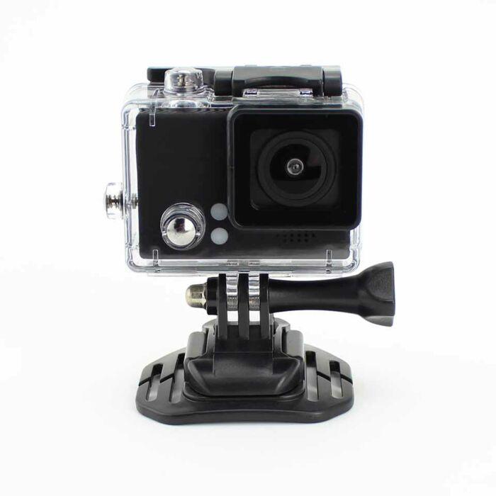 Volkano Lifecam Plus Series Action Camera - Black