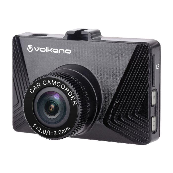Volkano Suburbia series 720P Dash Camera
