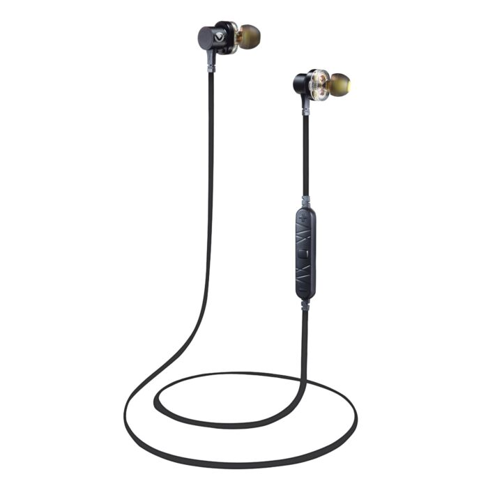 VolkanoX Resonance Series Dual Driver Bluetooth Earphones