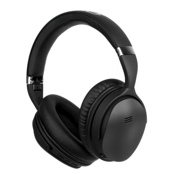 VolkanoX Silenco series Active Noise Cancelling Bluetooth headphones - Black