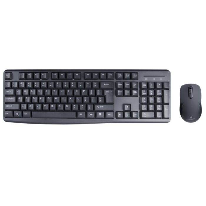 Volkano Krypton Wireless Keyboard and Mouse Combo