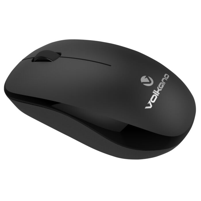 Volkano Crystal Series Wireless Mouse