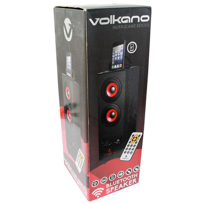 Volkano Hurricane Series Tower Speaker