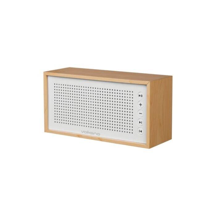 Volkano Deco Series Bluetooth Speaker Wood