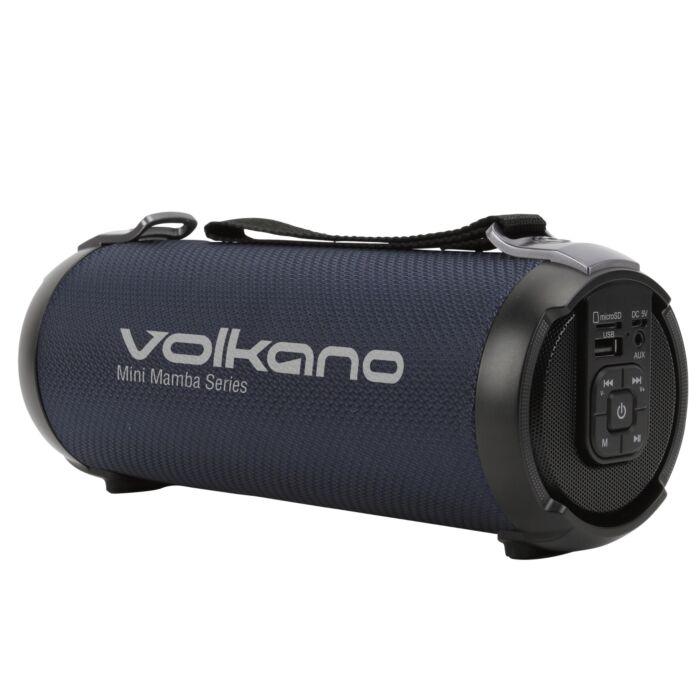 Volkano Mini Mamba Series Bluetooth Speaker Blue