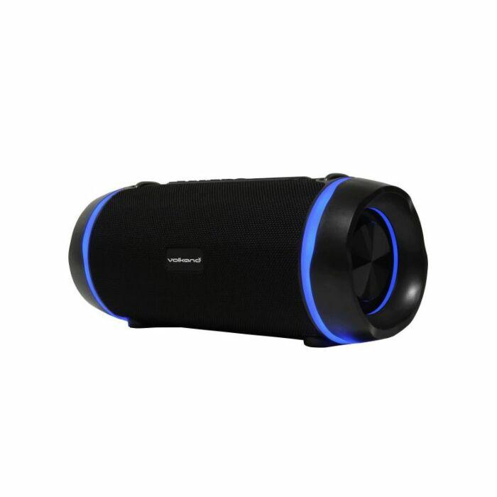 VolkanoX Viper Series Bluetooth Speaker Black