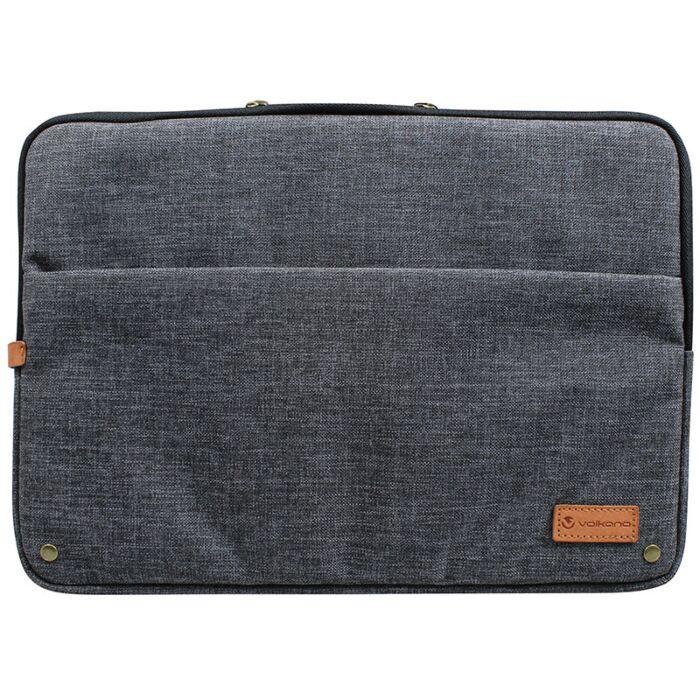 Volkano Premier 13.3 inch laptop sleeve black