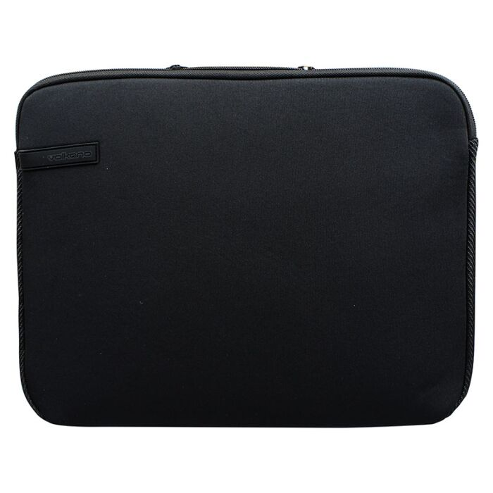 Volkano Wrap 13.3 inch laptop sleeve Black