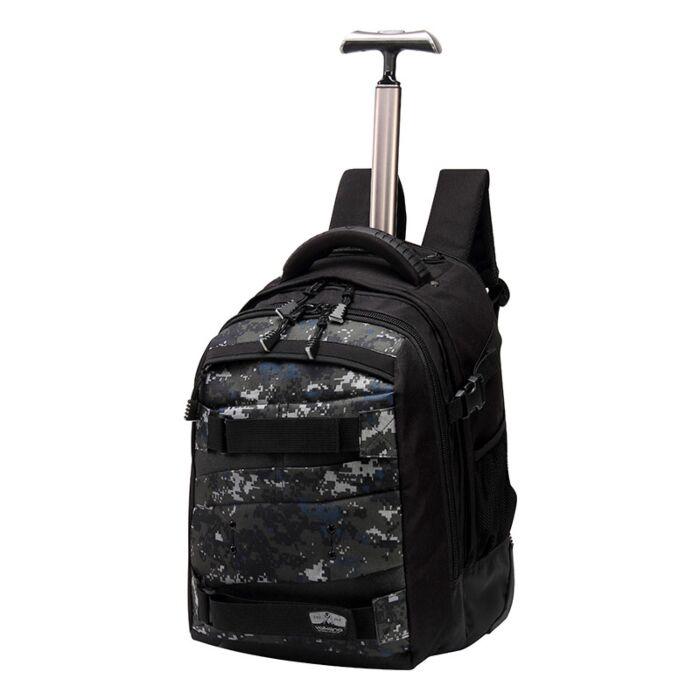 Volkano BamM Trolley Backpack 18L Camo