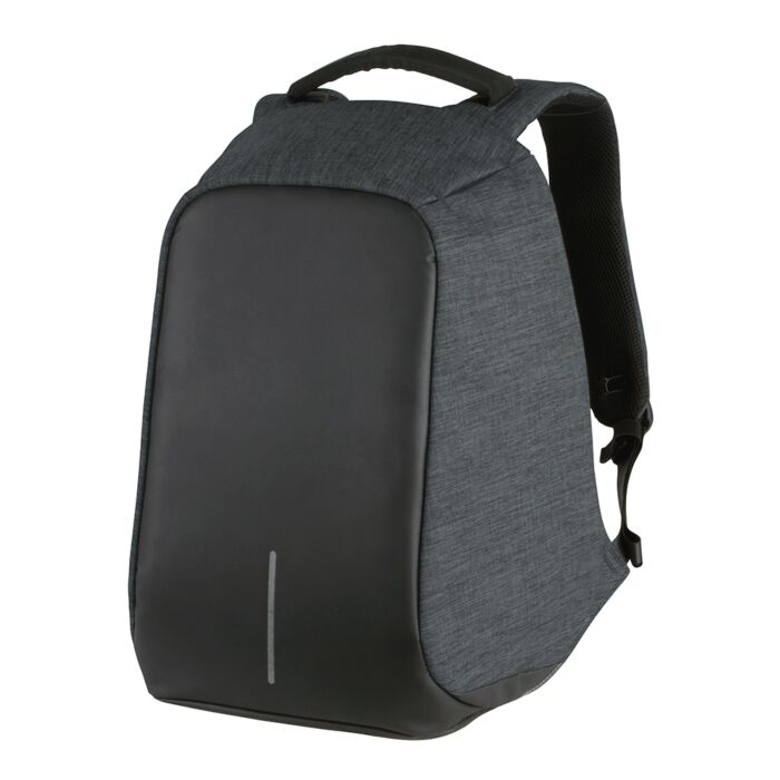 Volkano Smart Laptop Backpack Charcoal