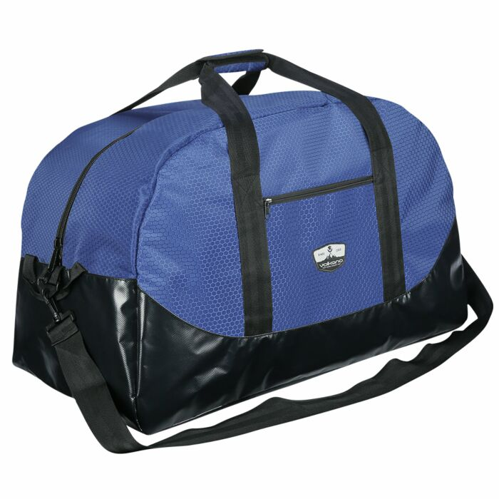 Volkano Notties Weekender Duffle Navy and Black 90L