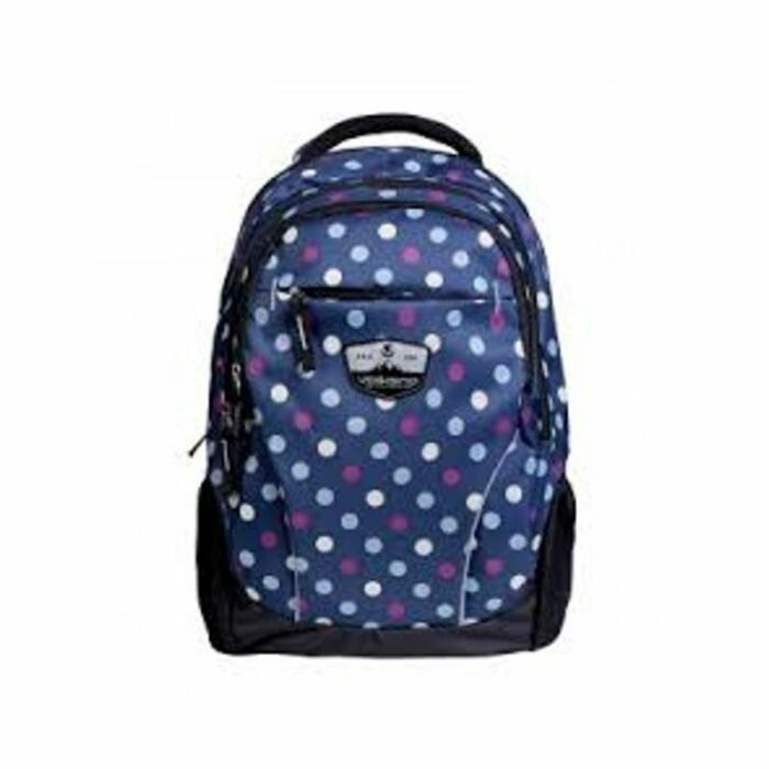 Volkano Champ Printed Backpacks 22L Dots
