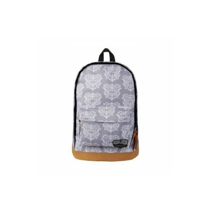 Volkano Suede Series Backpack Baroque Light Grey