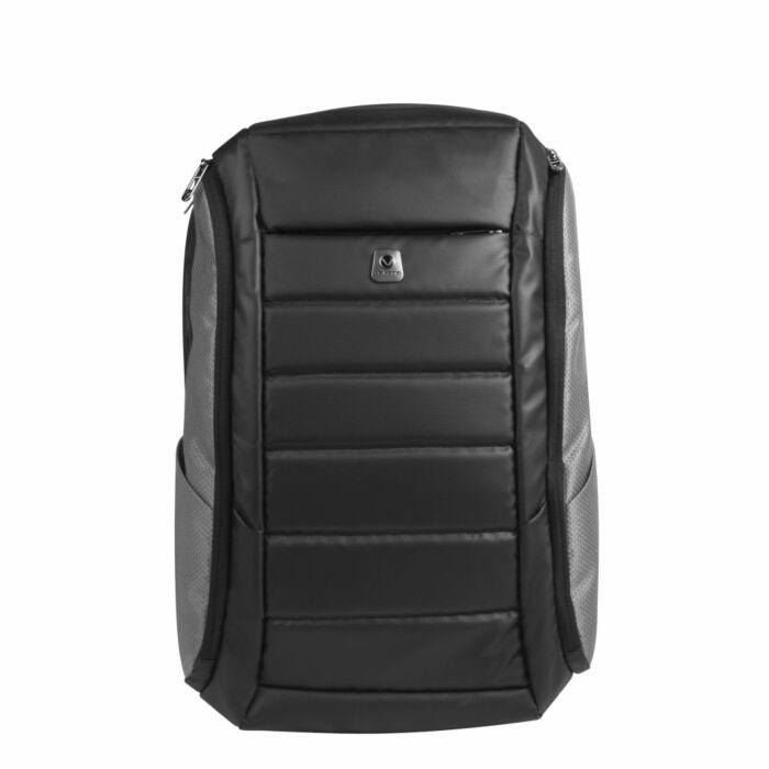 Volkano Bomber Laptop Backpack Black/Grey