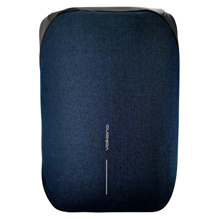 Volkano Flash 15.6 inch Smart Laptop Backpack Navy and Black