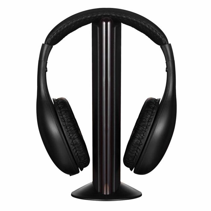 Volkano Freewave Series FM Wireless Headphones with Microphone & Transmitter