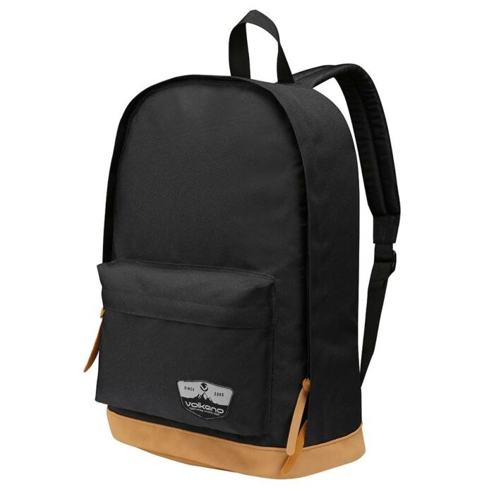 Volkano Scholar Backpack Black