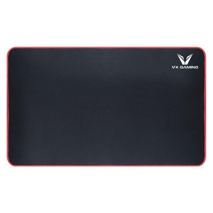 VX Gaming Battlefield Series Gaming Mousepad - Large Black/Red