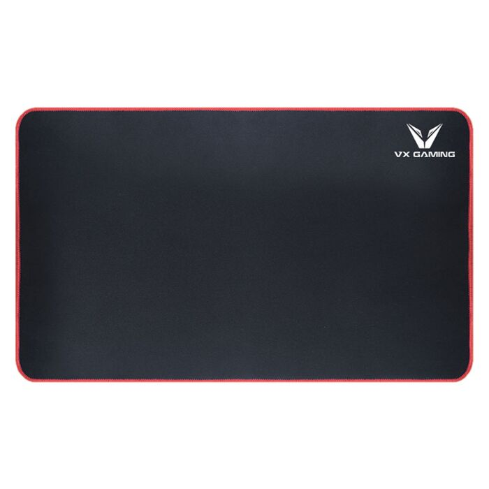 VX Gaming Battlefield Series Gaming Mousepad - Oversized Black/Red