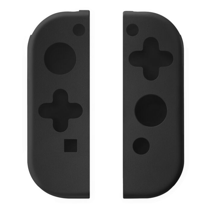 VX Gaming Siege Series Controller Silicone Grip kit - Black (Nintendo Switch)
