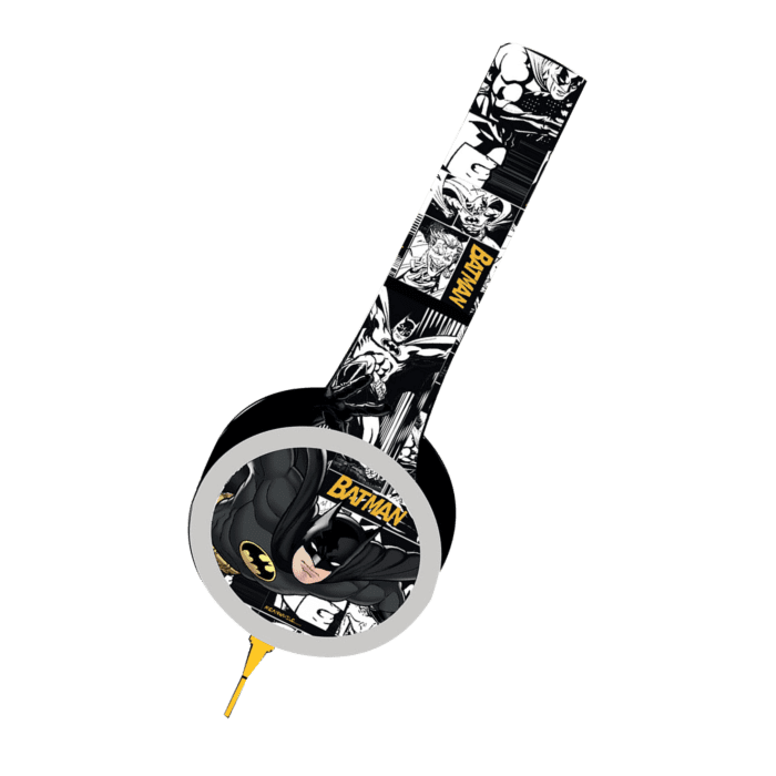 Warner Teens premium Headphone - Batman