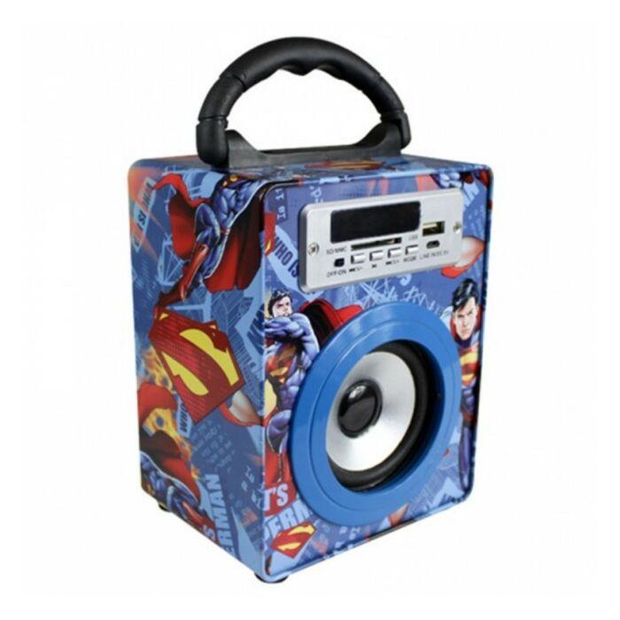 Warner Bros DC Superman Small Speaker