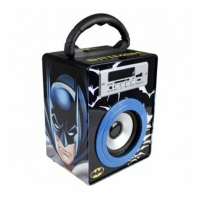 Warner Bros DC Batman Small Speaker