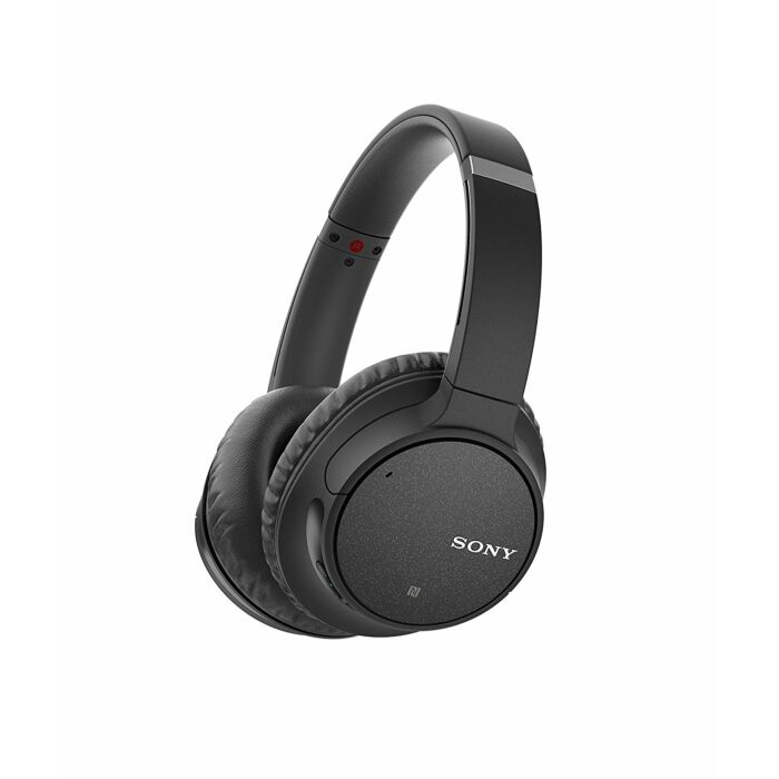 Sony CH700 Wireless Bluetooth NFC Headphones with Noise Cancelling Black