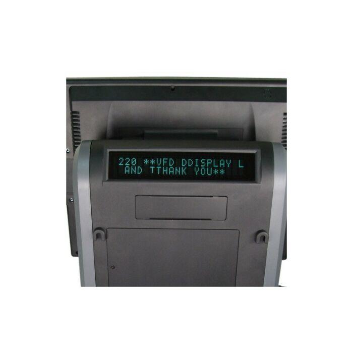 Poslab WAVEPOS-80 VFD Black Pole Display with RS232 Interface