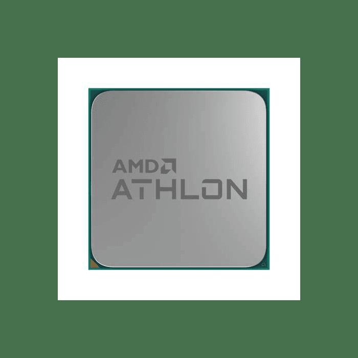 AMD Athlon 220GE Processor with Radeon Vega 3 Graphics