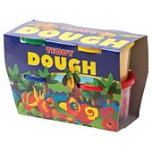 DALA PLAY DOUGH KIT 4 x 100G
