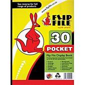 Flip File A4 30 Pocket