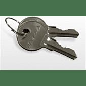 1x Key for the Posiflex Cash Drawers