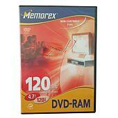 Memorex Non Cartridge Type DVD-RAM