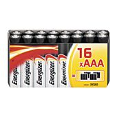Energizer Blister Pack 16 AAA