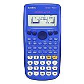Casio Calculator Scientific FX-82ZA Plus Blue