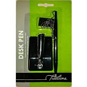 Treeline Desk Pen with Beading Chain and Rotating holder