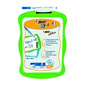 BIC VELLEDA WHITEBOARD WITH ERASER AND PEN