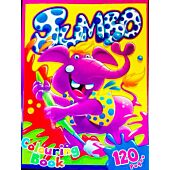 JUMBO COLOURING BOOKS 120PAGES