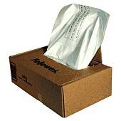 Fellowes Personal Shredder Bag Pkt-100 38 Litre
