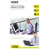 Port Designs Privacy Filter 2D Gold 14 Laptop