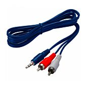 Astrum AR105 3.5mm 5.0M Aux to RCA Cable