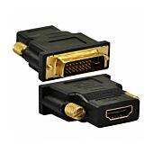 Astrum PA250 DVI-I Male to HDMI Female Adapter