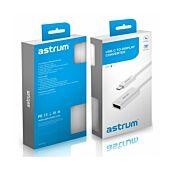 Astrum DA640 USB Type-C to Display Port Female Adapter