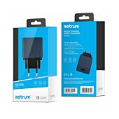 Astrum CH310 EU Quick Charge 3.0A Home Wall Charger EU Blue