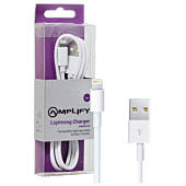 Amplify USB to Lightning Cable for Apple iPhone 5 and newer