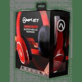 Amplify Pro Chorus Series Bluetooth Wireless Headphones - Red