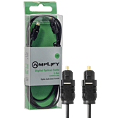 Amplify Toslink Optical Cable - 1.5m